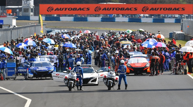 Super GT Stat Blast: Okayama International Circuit